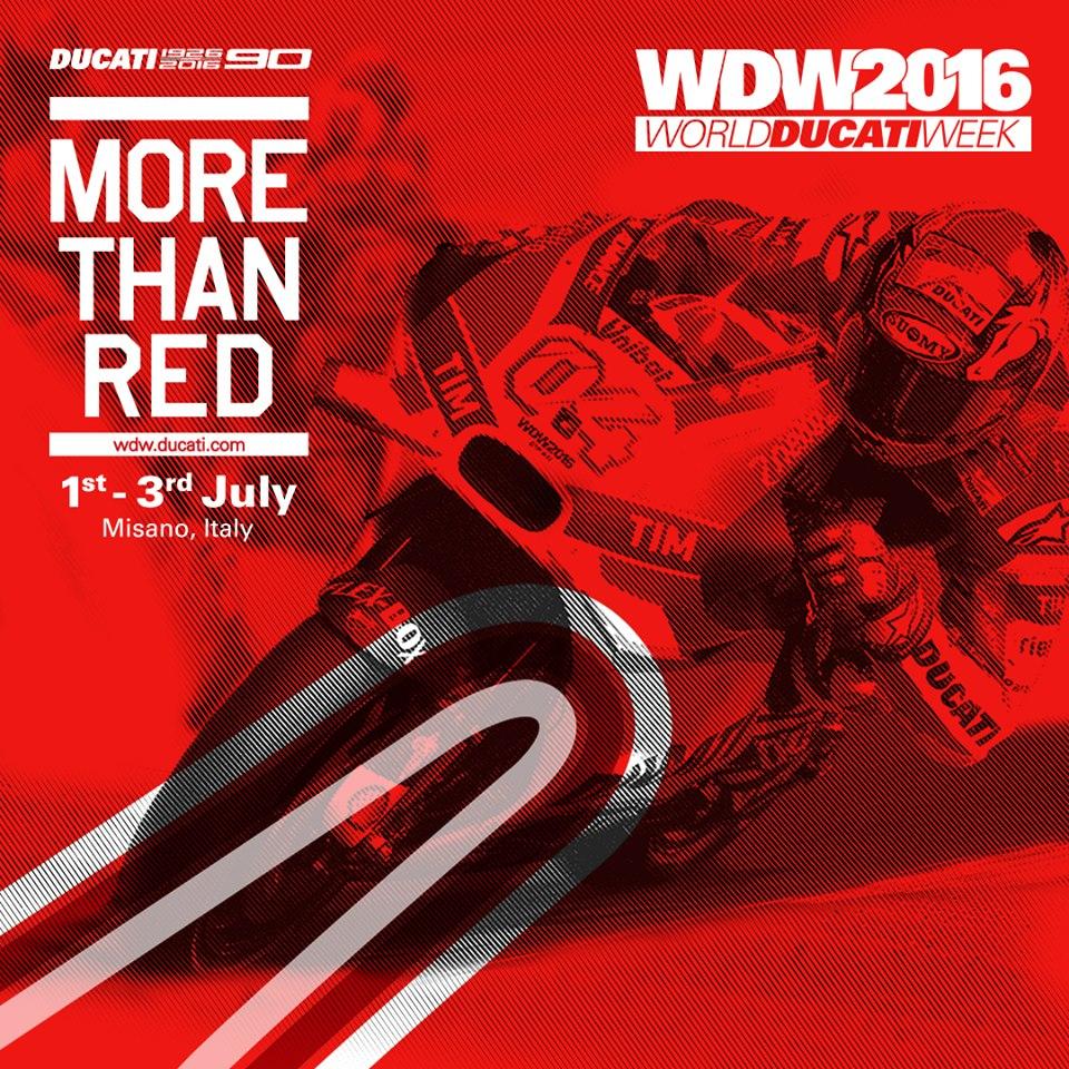 Egy 500 napos motortura 750 - World Ducati Week 2016