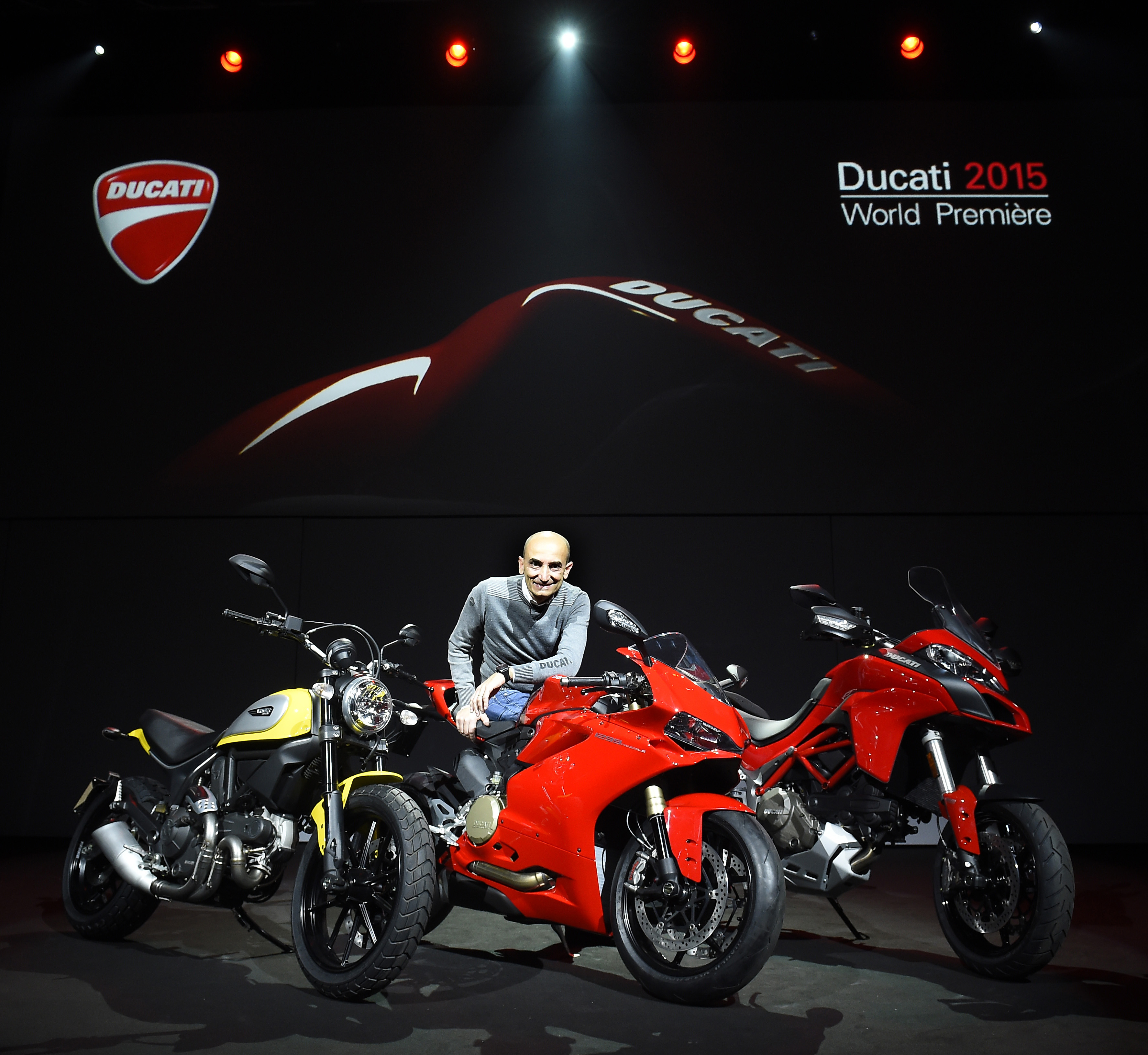 Egy 500 napos motortura 750 - Ducati Modellk N Lat 2015